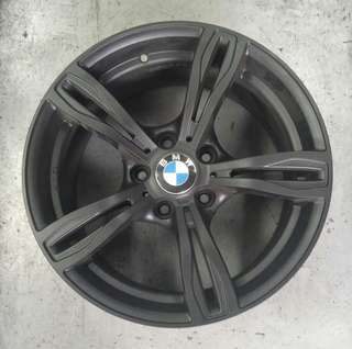 "Used 17"" BMW Rims"