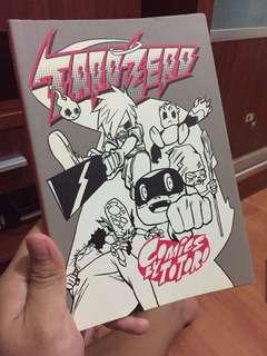 TaroZero gempakstarz comic