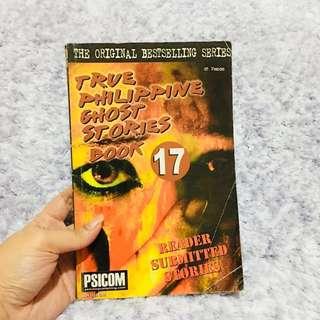 True Philippine Ghost Stories Book 17