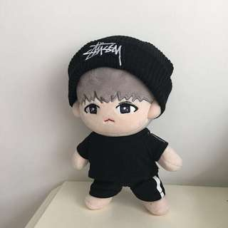 PO EXO 20-25cm knitted hat*