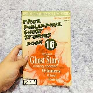 True Philippine Ghost Stories Book 16