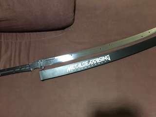 1:1 HF Muramasa High Carbon Steel Blade
