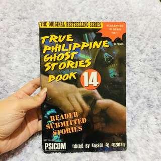 True Philippine Ghost Stories Book 14
