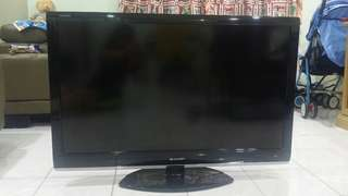 42' LCD COLOUR TV SHARP (Spare Parts)