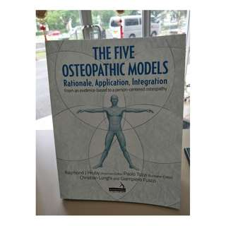 Medical Book - The Five Osteopathic Models