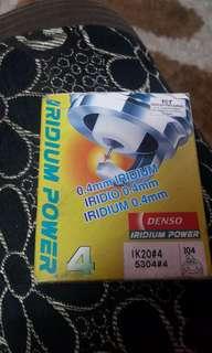 iridium spark plug ik20