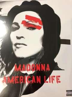 Madonna  -American Life Lp
