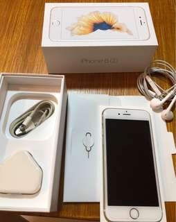 Selling Iphone 6S 64GB Gold