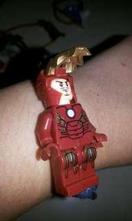 Lego bracelet ironman infinity war