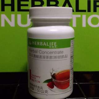 HERBALIFE Herbal Concentrate (with raspberry and original flavor)50g