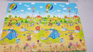 Parklon playmat-yellow bear