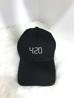 STONED & CO BLACK CAP