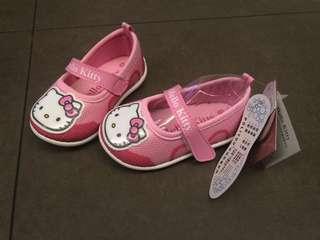 Hello kitty 正版bb鞋嬰兒學步鞋13cm