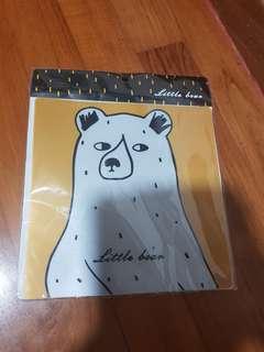 🆕️ little bear mouse pad