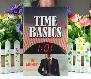 Time Basics by Jim Muncy