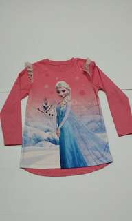 Elsa Long Sleeves Tshirt #20under