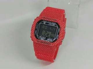 Terlaris !!! Harga gudang Gshock Red Dw 5600