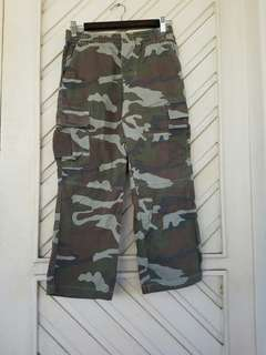 Imported Army Pants