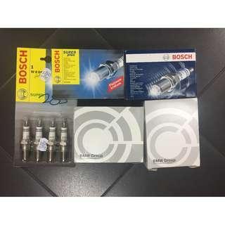 BMW 7 series E23 E32 E38 E65 E66 F01 F02 G11 G12  Spark Plug