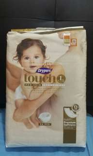 Drypers Touch L Size