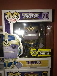 THANOS Glow in the Dark (Entertainment Earth Exclusive)