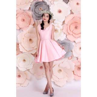 BN LP Lilypirates Grace of Aurora Dress in Pea Pink (S)