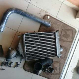 canopy dan intercooler