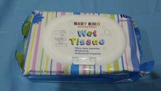 Baby Kiko Wipes
