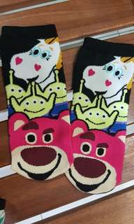 Brand New CUTE ankle socks - Toy Story