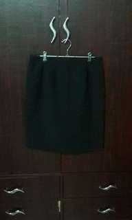 Corporate Skirt (Black)