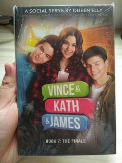 Vince & Kath & James Book 7: The Finale