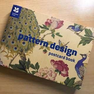 圖案控必備 Pattern Design Postcard Book