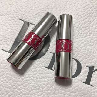 YSL lip oil mini size 經典迷你唇油