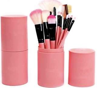 Makeup brush set 12 pcs
