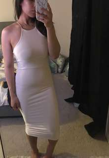 Missguided midi dress BNWT size 2