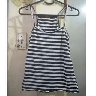 SALE!! Striped sleeveless