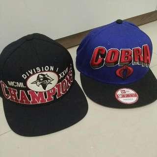 棒球帽 snapback new era