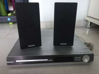 Philips DVD player- HTS3152