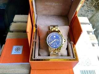 TORY BURCH Chronograph Bracelet Watch