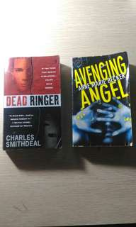 Dead Ringer and The Avenging Angel (Bundle)