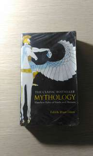 Mythology Timeless Tales of Gods and Heroes by Edith Hamilton