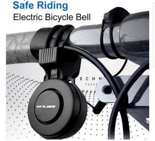 ***In-Stock =GUB Electric Bell USB Chargeable 120db Handlebar Ring Bell 3 Mode Sounds Safety Waterproof