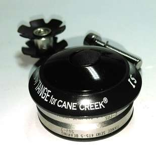 Cane Creek IS22E aheadset by Tange Japan
