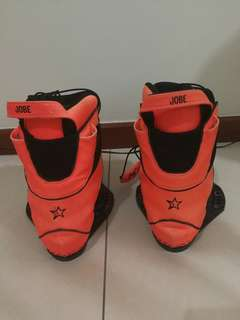Wakeboard Jobe Liberty! Bindings