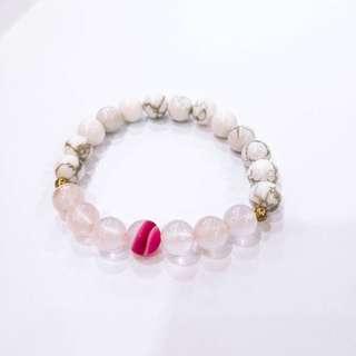 Handmade Gemstone Bracelet