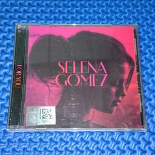 🆒 Selena Gomez - For You [2014] Audio CD