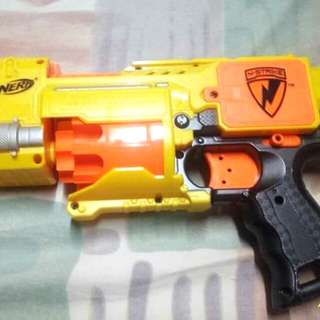 Nerf Gun Barricade