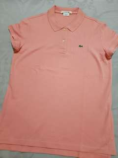 Lacoste original polo shirt