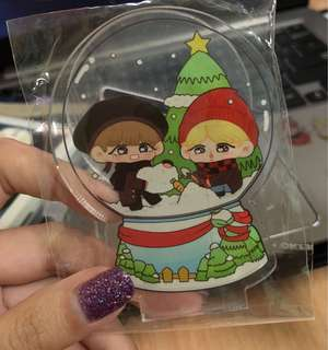 wts bts vmin acrylic stand