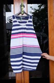Sleeveless Dress Casual